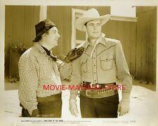 """Charles Starrett Challenge Of The Range Original 8x10"""" Photo #M1696"""
