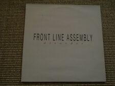 Front Line Assembly Disorder - LP - washed /gewaschen