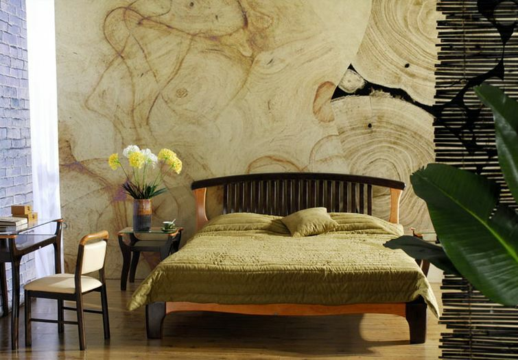 3D Trunk Lines SectionalWall Paper Wall Print Decal Wall Deco Indoor wall Murals