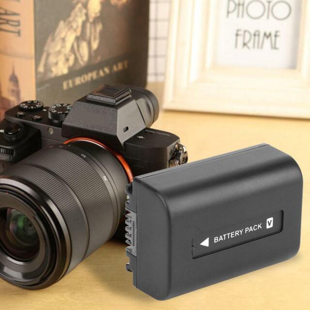 NP-FV50 Camera Battery Large Capacity 1400mAh for Sony NP-FV30 FV50 FV70 FV90