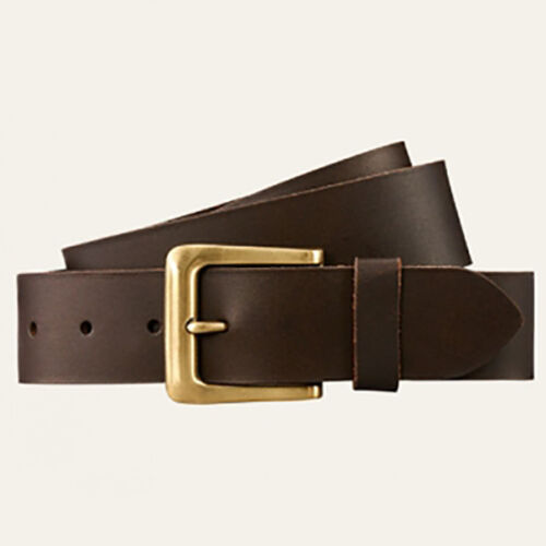 214 Timberland Men/'s Genuine Leather Brown Belt Style #A1CMY All Sizes