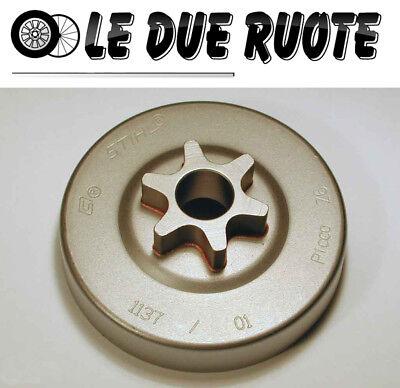 Realistisch Ritzel Kettenrad Kette Kettensäge Dolmar Sachs Makita Ca 122 123 133 Ps9010 Volumen Groß