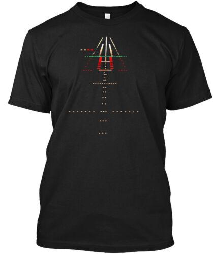 Supersoft Runway Night View Standard Unisex T-shirt Standard Unisex T-shirt