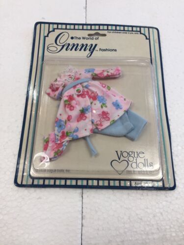 1978 VOGUE DOLLS INC. The World of Ginny Fashion ALine Jumper