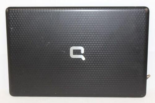 HP Compaq Presario CQ62-417NR LCD Back Cover w/ Hinges P/N 3AAX6LCTPZ0