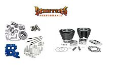"""107"""" Big Bore Kit with 635HO S&S Gear Drive Cams Oil Pump TC3 Cam Plate Pushrods"""