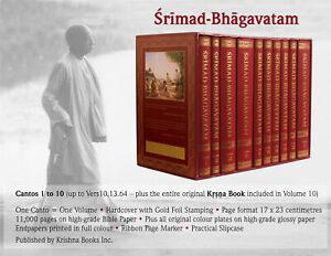 Original-Srimad-Bhagavatam-Set-Complete-10-Volume-Prabhupada-EU-Shipping