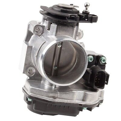 Throttle Body Assembly for Audi A4 VW Volkswagen Passat 1.8L
