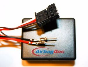 MINI Airbagmodul Sitzsimulator Sensor Sitzmatte   R55 R56 R57 R58