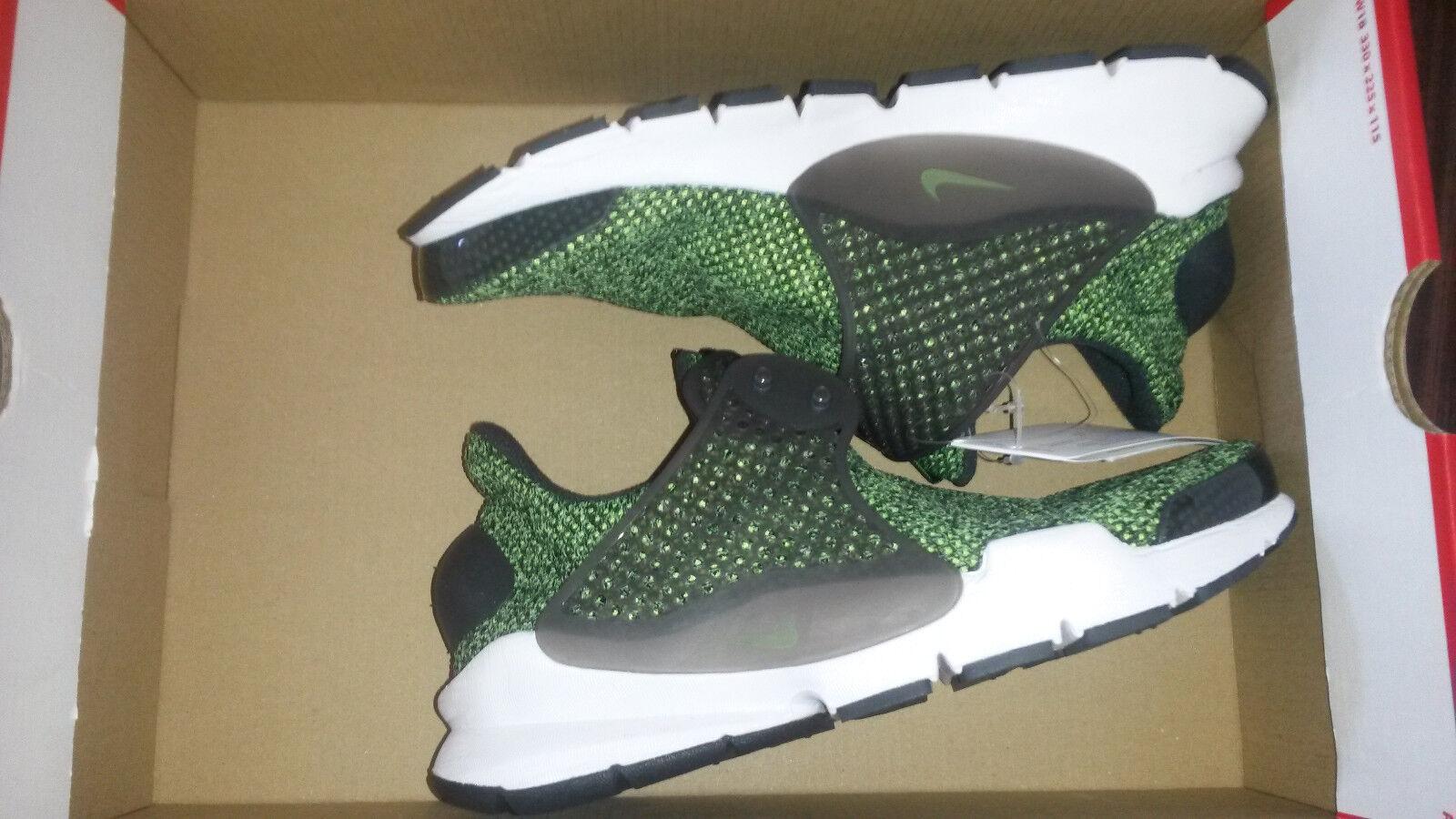 Nike Sock Dart SE GS Big Kids Sneakers Shoes Neu Grün Schuhe 917951-002 Gr.36