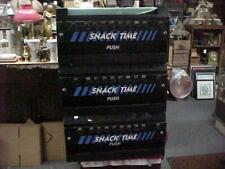 Snack Time Table Top Vending Machine Mod Vm 150 Pre Owned Lot Of 2