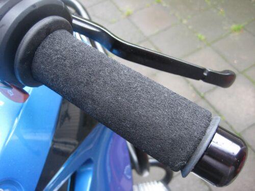 Griffgummis Tourengriffe Komfortgriffe grip covers Grip Puppies BMW F800GS Adv