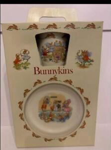 Doulton 1980 royal bunnykins List of