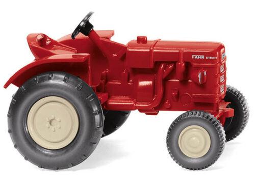 Wiking 087705 H0 Traktor Fahr Schlepper