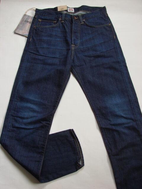 JEANS EDWIN ED 49 (bluee dry wash-quartz) W30 L34 ( i012909 23 )