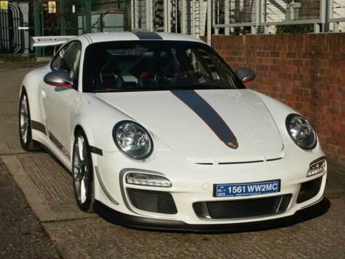 Frontflap Flap Porsche 997 GT3 RS Optik für 911 Typ 986 996 997