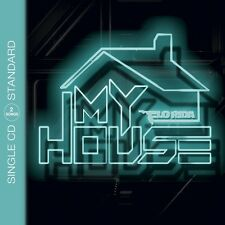 FLO RIDA - MY HOUSE (2TRACK)  CD SINGLE NEW+