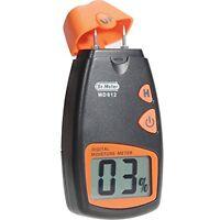 Dr.meter® Md-812 Lcd Display Digital Wood Moisture Meter - To Measure The Perce on sale