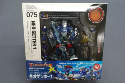Revoltech Yamaguchi NR-22 Neo Getter 1 Series No.075 Kaiyodo Japan NEW