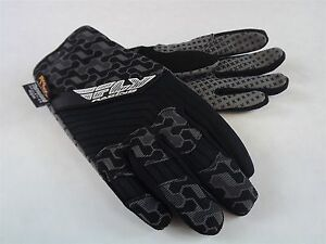 ADULT XS New FLY SWITCH SNOW GLOVE WHITE//GRAY BMX SNOWMOBILE THINSULATE Size 7
