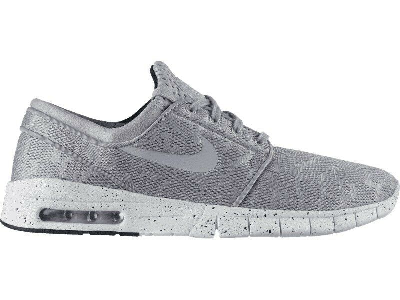 Nike STEFAN JANOSKI MAX Wolf Grey Lace White Discounted (483) Men's shoes