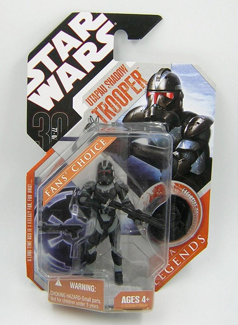 Star Wars 30th Anniversary Anniversary Anniversary TAC Saga Legends Utapau Shadow Trooper 53d1e9
