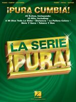 Pura Cumbia Sheet Music Piano Vocal Guitar Songbook 000310947