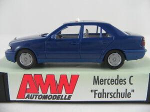 AMW-10004-Mercedes-Benz-Clase-C-Limousine-1993-034-autoescuela-034-1-87-h0-nuevo-en-el-embalaje