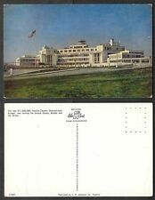 Old Postcard - Seattle-Tacoma International Airport - Washington