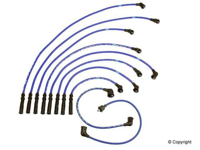Spark Plug Wire Set Fits 1982