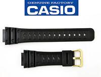 Casio G-shock Genuine 18mm Watch Band Black Dw-5600c Dw-5400c Dw-5000 Swc-05