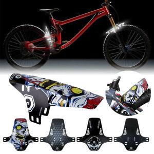 Mountainbike Schutzblech MTB Fahrrad vorne Hinter Fender Kotflügel Mud Zubehör