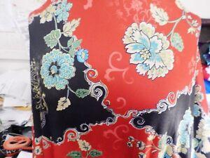 1-yd-print-fabric-good-weight-4-way-spandex-lycra-J5967