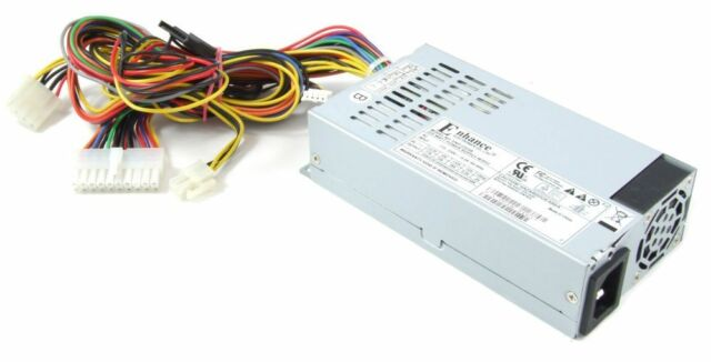Power Supply PFC ENP-7140B 1U//2U Short 400W Brand New 1U Flex ATX