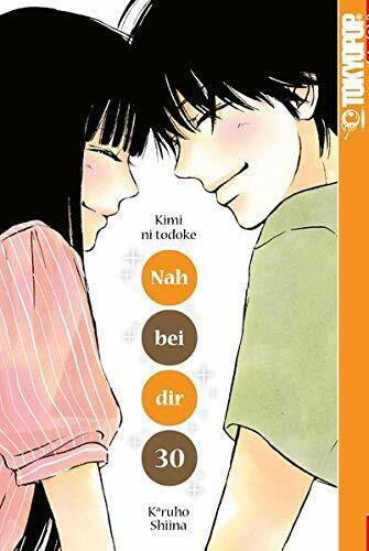 Manga TokyoPop NEU Nah bei dir Bonus Band 30 Kimi ni Todoke