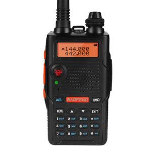 Baofeng-UV-5R-EX-V-UHF-Two-Way-Radio-CTCSS-DCS-Squelch-FM-TOT-128CH-Transceiver