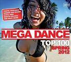 Mega Dance Top 100: Spring 2012 by Various Artists (CD, Apr-2012, 4 Discs, Bertus Distribution)