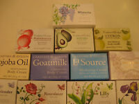 Crabtree & Evelyn Body Cream / Souffle / Butter U Pick 10 Different Scent