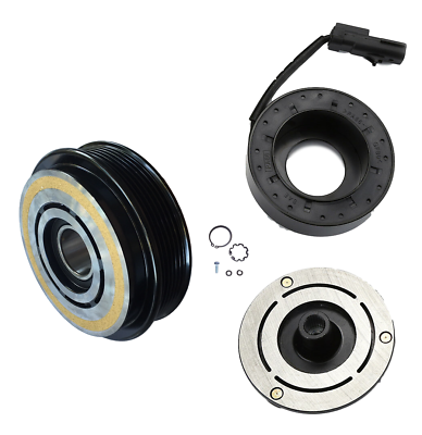 AC A//C COMPRESSOR CLUTCH KIT PULLEY COIL PLATE FITS: 2010 Tacoma 6 CYL 4.0L