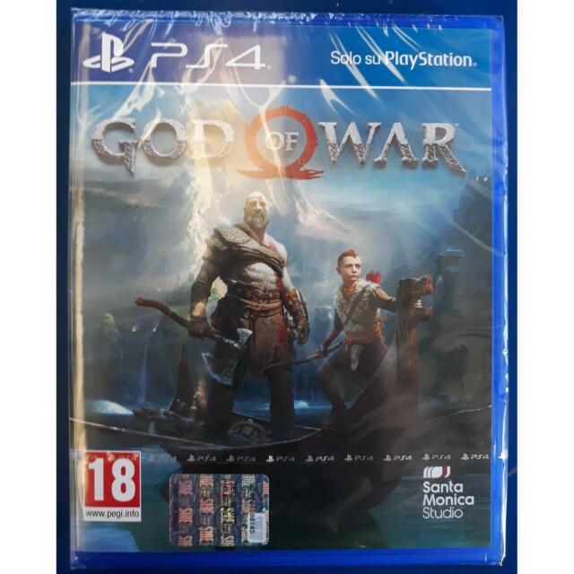 God of War ITALIANO [ Playstation 4 | PS4 ]