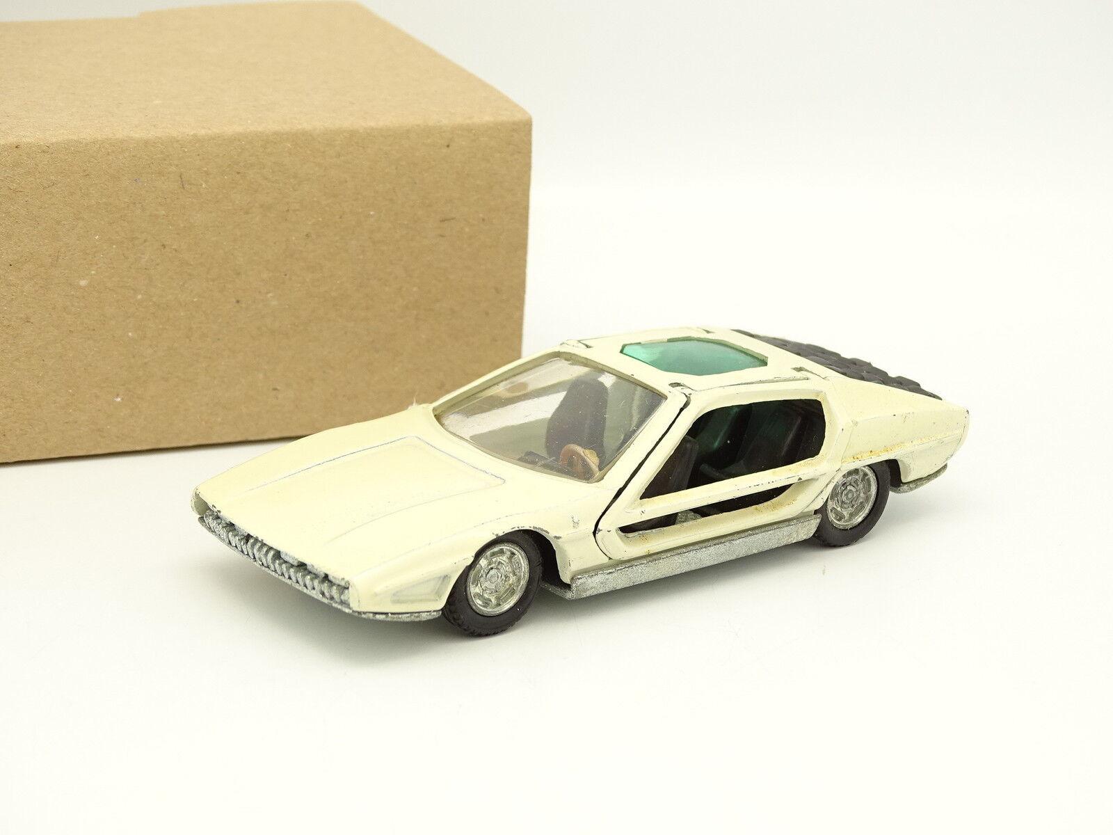Politoys 1 43 - Lamborghini Marzal Bertone Blanche 568