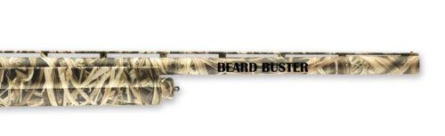 BEARD BUSTER Shotgun or Rifle Turkey Hunting Barrel Decal 2PK