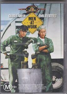 Men-At-Work-DVD-Brand-New-Sealed-Region-4-PAL