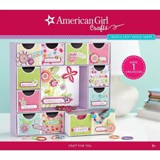 230 Pc American Girl Crafts Create And Craft Jewelry Keeper