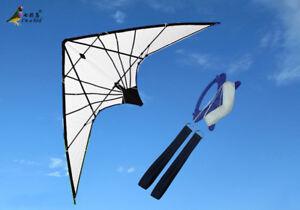 NEW-70-Inch-Dual-line-Stunt-power-Delta-kite-outdoor-fun-sports