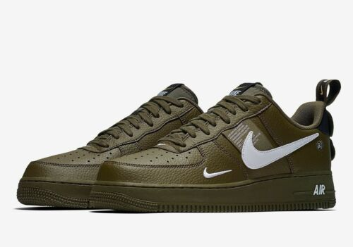 newest 95d1f 1fd74 Nike 49 Canvas  Force  olive 5 888407326554 Air Force 300  07 Utility Eu Air  Uk 14 Lv8 ...