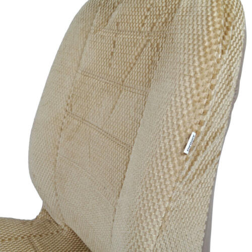 High-Back Bucket Seats No Headrest Scottsdale High End Front Car Seat Covers