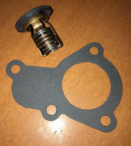 Thermostat /& Gasket Kit ~ Mercury Mariner 50HP 60HP 2-Stroke Outboard 850055001