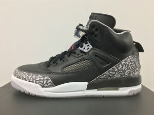 promo code 725ad c3acd Image is loading Nike-Air-Jordan-Spizike-Black-Cement-OG-BG-