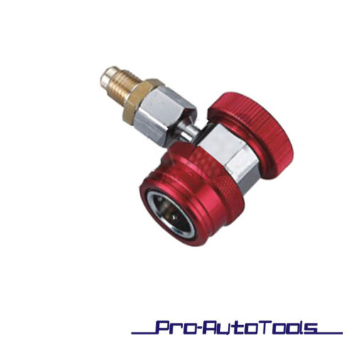 A//C R134a R134 High Side Quick Coupler Adapter